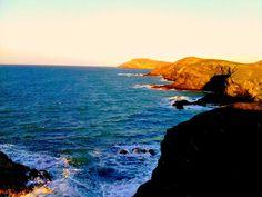 Vista que nos ofrece el Cabo de la Vela.