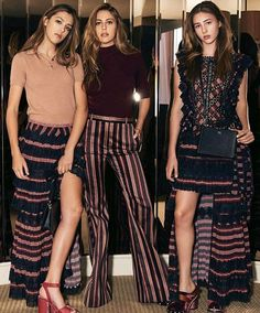 Explore and Shop Ready-to-Wear and Swimwear & Resort online, with Australian fashion designer, Zimmermann Stallone Daughters, Jennifer Flavin, Burt Young, American Gladiators, Janice Dickinson, Supportive Husband, Australian Fashion Designers, Bikini Pictures, Celebrity Look
