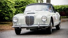 1958 Lancia Aurelia B24S Maintenance/restoration of old/vintage vehicles: the material for new cogs/casters/gears/pads could be cast polyamide which I (Cast polyamide) can produce. My contact: tatjana.alic@windowslive.com