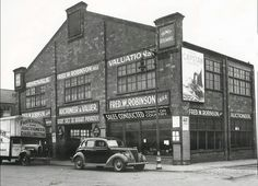 Fred Robinsons (now Barker & Stonehouse)