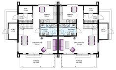 Kjøpe Leilighet, Rekkehus, Tomannsbolig på Ødegård park? Block Watne har Leilighet, Rekkehus, Tomannsbolig på Ødegård park i Askim. Floor Plans, Diagram, Park, Parks, Floor Plan Drawing, House Floor Plans