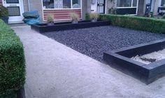 Veendam: Het restylen van een tuin