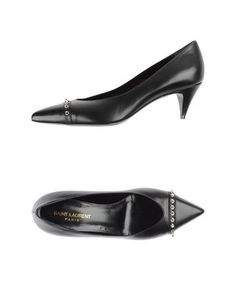 SAINT LAURENT Pump. #saintlaurent #shoes #pump