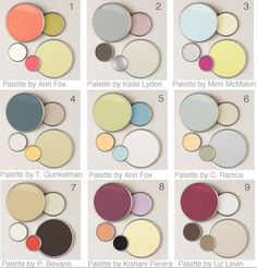 study colors ideas - Google Search