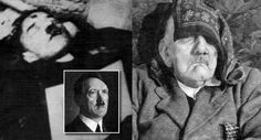 SS Hanna Reitsch, above, most likely flew Hitler and Eva Braun from the Führerbunker. In the bunker, the Russiams found two dead bodies that the Blood-Covenant SS said was Hitler. Just pick one. That Dog Won't Hunt. Bormann, Gestapo Müller and SS Reitsch were gone. Goebbels' alleged body, according to SS, was burned beyond recognition than buried in a secret location. It is a burial ground that remains secret as we speak.