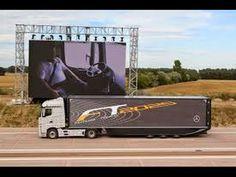 """Caminhão Mercedes Benz, O Caminhão Do Ano 2025 """" Mercedes-Benz Future Truck"""
