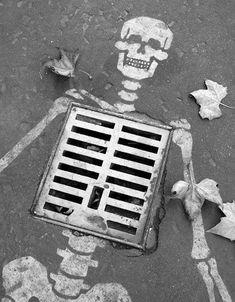 Ejemplos de arte callejero.