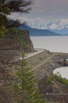 seward alaska mountain run image | Turnagain Arm Alaska | Alaska Photography