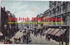 Donegall Place, Belfast