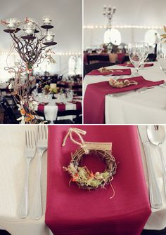 miniature wreaths for favors