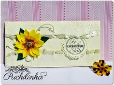 Zaproszenia ślubne Handmade, Hand Made, Handarbeit