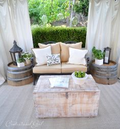 Five Essentials for a Cozy Cabana, by Centsational Girl