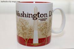 USA ICONS | Starbucks City Mugs