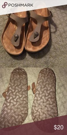 Sandals Comfortable sandals worn once size 37 Shoes Sandals