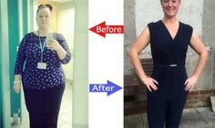 #weightloss #fitness Mom Lost 106 Pounds In One Year Drinking Weight Loss Tea!