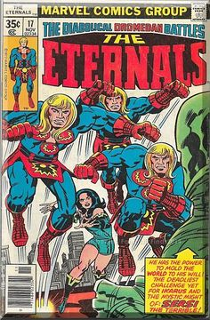 Written by Jack Kirby, Pencils by Jack Kirby and Mike Royer. Only $6.00