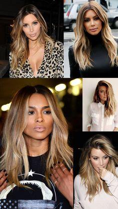 Haircolors Talk & Trends: Blonde vs Brunette vs Red   Hairstyles