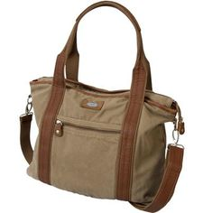 Canyon Outback Urban Edge Tucker 17 Inch Canvas Tote Bag 0d35d5958dd8c