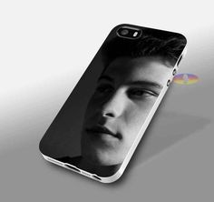 Shawn Mendes face iPhone 4 4s 5 5s 5c 6 6plus Case, Samsung Galaxy Case iPod