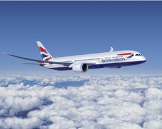 The Boeing 787 joins the British Airways fleet in May 2013.