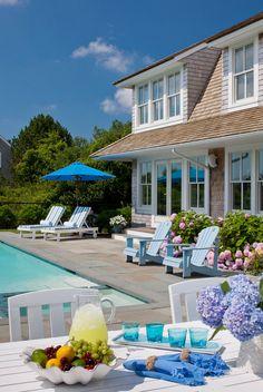 Pretty Hamptons house