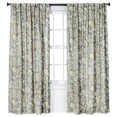 Threshold Jacobean Shower Curtain
