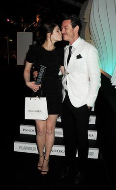 Gemma Arterton and Luke Evans