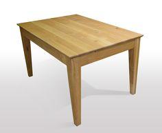 Fesselnd Tisch Eiche Massiv   Breite 110cm / Länge Wählbar