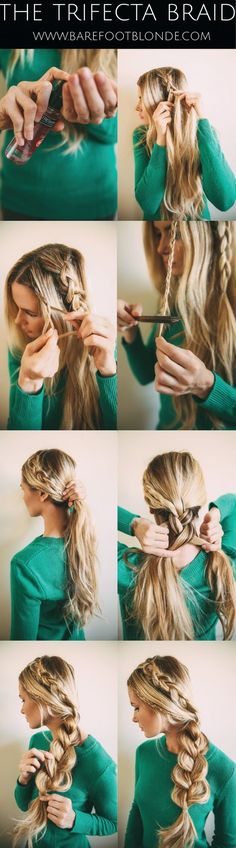 20 Easy Hairstyle Tutorials for Your Everyday Look