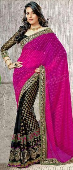 bolly fashion 2014 | Natasha Couture Latest Bollywood Fashion Saree Designs 2014 (14)