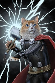 Thor: God of Thunder #19 Animal Variant