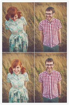 E-Session.  Love these outfits!  She is way too cute.