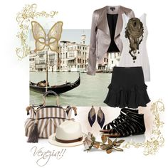 """Venezia!"" by leegal57 on Polyvore"