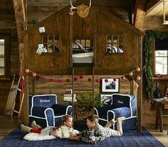 10 Fabulous Boys' House Beds 4