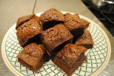 zucchini brownies recipe (slip in those veggies and the kids will never know!)