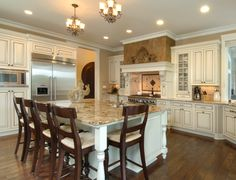 Custom Arched Cabinets | the future is bound to happen someday ...