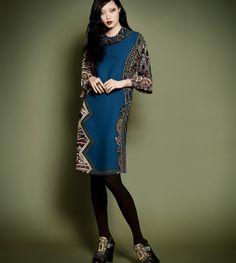 Etro Woman Autumn Winter 14-15 Main Collection
