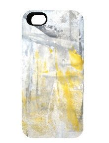 Grey and Yellow iPhone 5 Case by T30Gallery on Etsy, $30.00