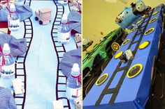 16 awesome DIY train party ideas for a celebration to remember.
