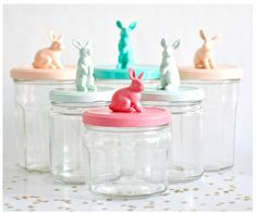 DIY: Easter Jars Torie Jaynes Flickr - check her blog here