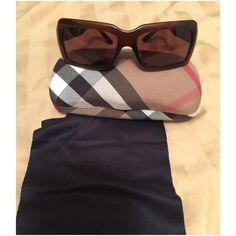 a4352cb8e25 Authentic Burberry Sunglasses Pre owned but still in excellent condition