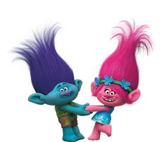 vignette2.wikia.nocookie.net trolls images 4 49 Dreamworks_Trolls_-_Branch_and_Princess_Poppy.png revision latest?cb=20170206212632