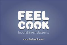 FEELCOOK Web Design, Graphic Design, No Cook Meals, Identity, Cooking Recipes, Feelings, Logos, Google, Design Web