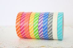 10 pcs - Arrow Washi Tape - Scrapbooking - Tape - Packaging Supplies - 10 Roll - 10 mt/each- Ready to Ship
