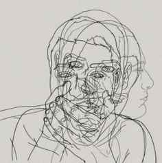 line drawing illustration Life Drawing, Figure Drawing, Painting & Drawing, Contour Line Drawing, Contour Drawings, Drawing Tips, Illustration Arte, Art Illustrations, A Level Art
