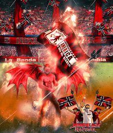 Diabolica Red Power: El Pascual es del Diablo