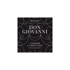 Mozart & Teodor Currentzis - Mozart: Don Giovanni (CD)