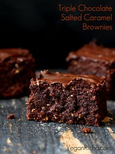 Vegan Richa: Vegan Chocolate Overload for International Chocolate Day! Vegan Recipes