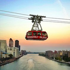 Roosevelt Island Tram by gigi.nyc -  | Untapped Cities