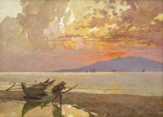 Sunset by the Sea 1935